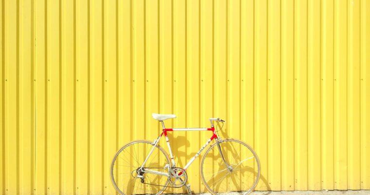 Cykelrensning utomhus!